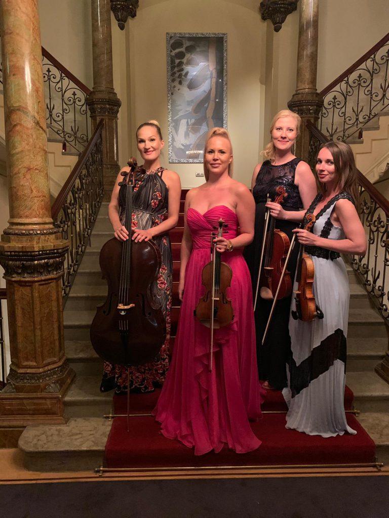 Finlandia String Quartet 3