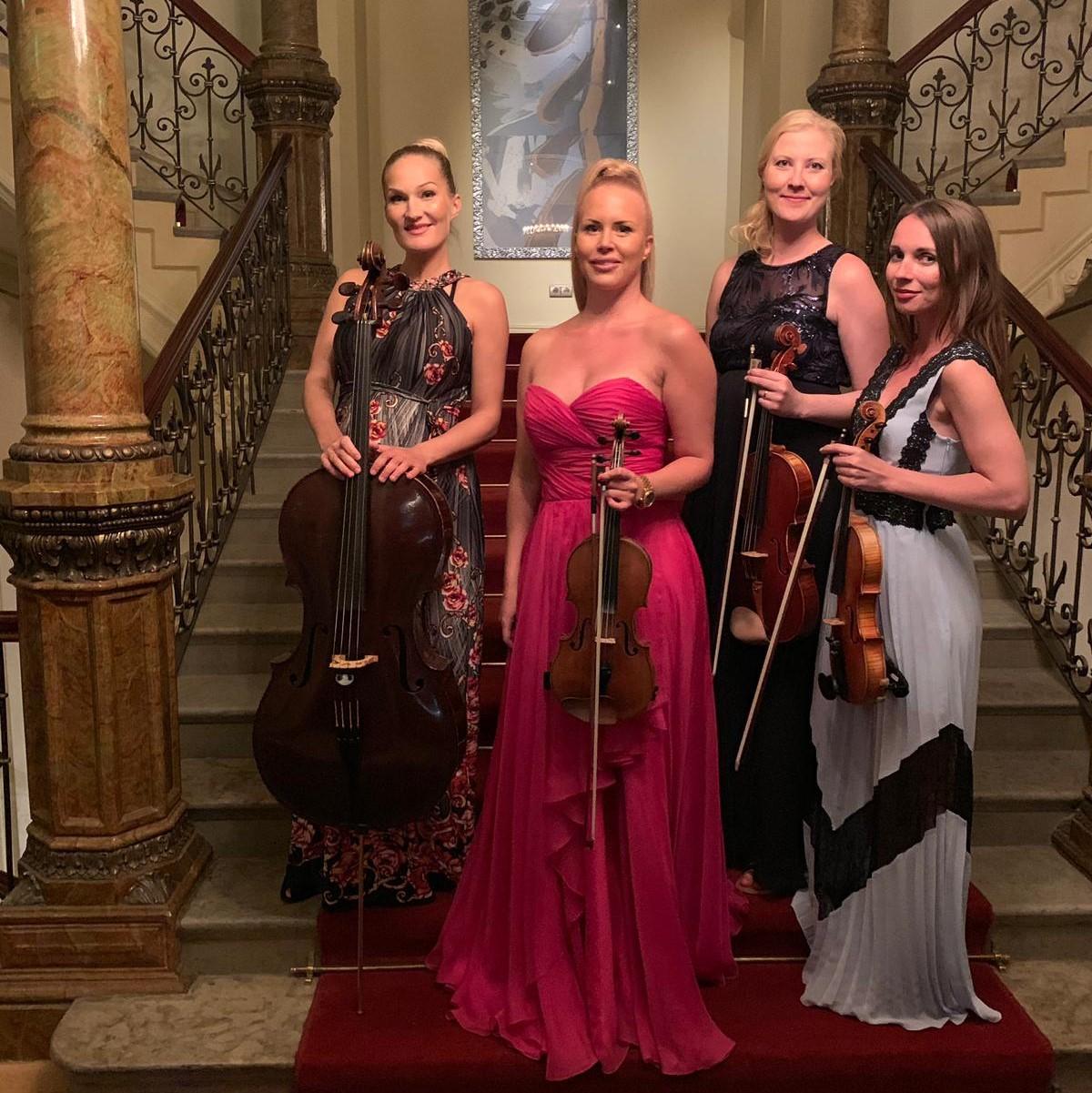Finlandia String Quartet artistit