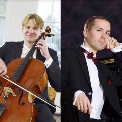 Duo Ilkka Kauppi Henrik Nissinen