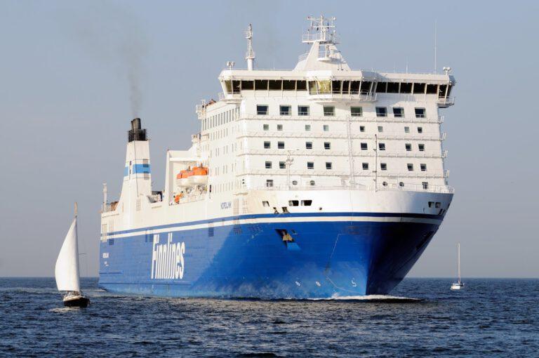 Finnlines laivakeikka